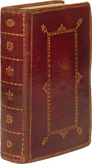The Book of Common Prayer; together with the Psalter or Psalms of David [bound with]: A New Version of the Psalms of David, fitted to the Tunes used in Churches