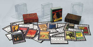 Classic Book Cards: Complete Set