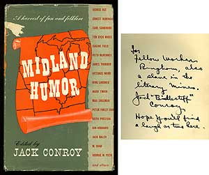 Midland Humor: A Harvest of Fun and Folklore. Jack CONROY.