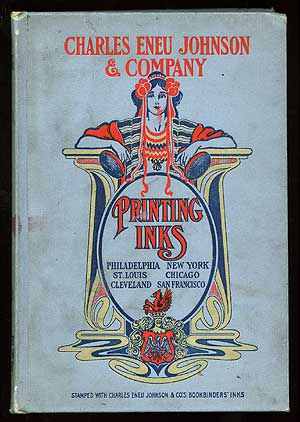 Charles Eneu Johnson and Company Printing and Lithographic Inks
