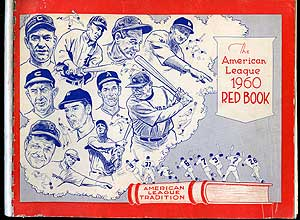 The 1960 American League Red Book: Thirty-First Annual Edition