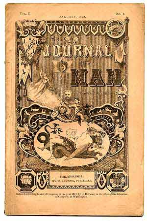 The Journal of Man: Devoted to His Physical, Social and Spiritual Development. Vol. 1 No. 1....