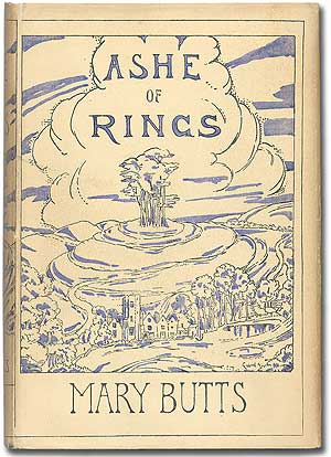 Ashe of Rings. Mary BUTTS.