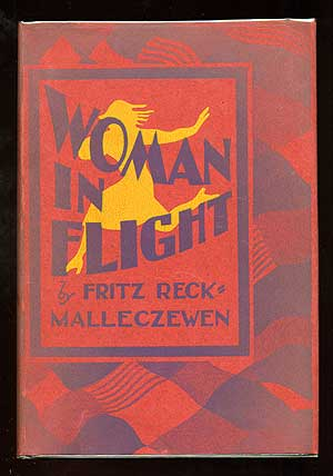 Woman in Flight