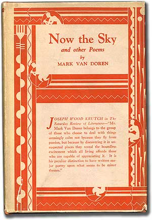 Now the Sky & Other Poems