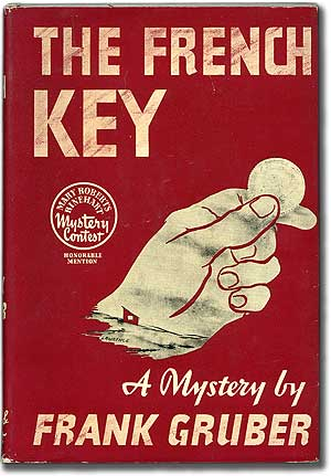 The French Key. Frank GRUBER.