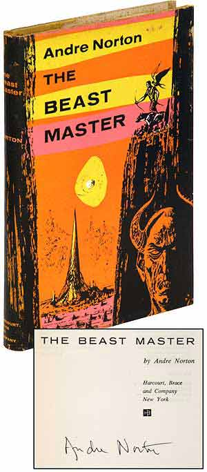 The Beast Master. Andre NORTON.