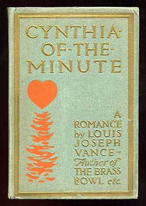 Cynthia-of-the-Minute: A Romance