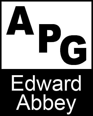 Bibliography, First Edition and Price Guide (APG - Author's Price Guide Series). Edward ABBEY, The Staff of Quill, Inc Brush.