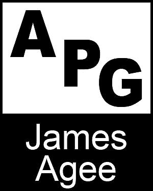 Bibliography, First Edition and Price Guide (APG - Author's Price Guide Series). James AGEE, The Staff of Quill, Inc Brush.