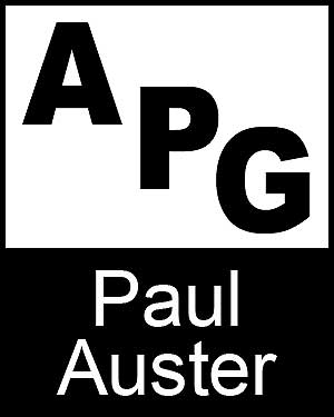 Bibliography, First Edition and Price Guide (APG - Author's Price Guide Series). Paul AUSTER, The Staff of Quill, Inc Brush.