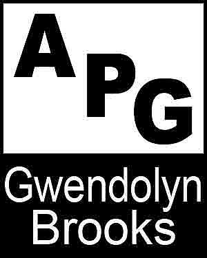 Bibliography, First Edition and Price Guide (APG - Author's Price Guide Series). Gwendolyn BROOKS, The Staff of Quill, Inc Brush.