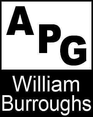 Bibliography, First Edition and Price Guide (APG - Author's Price Guide Series). William S. BURROUGHS, The Staff of Quill, Inc Brush.