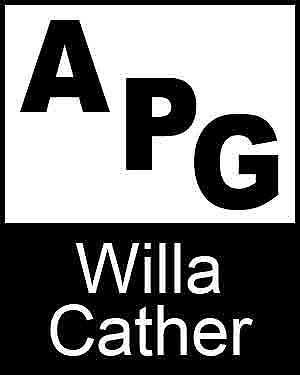 Bibliography, First Edition and Price Guide (APG - Author's Price Guide Series). Willa CATHER, The Staff of Quill, Inc Brush.