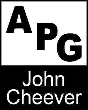 Bibliography, First Edition and Price Guide (APG - Author's Price Guide Series). John CHEEVER, The Staff of Quill, Inc Brush.