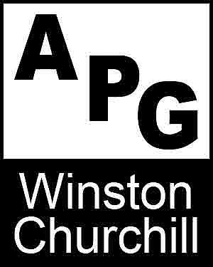 Bibliography, First Edition and Price Guide (APG - Author's Price Guide Series). Winston S. CHURCHILL, The Staff of Quill, Inc Brush.