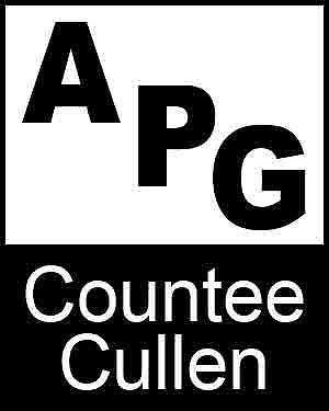 Bibliography, First Edition and Price Guide (APG - Author's Price Guide Series). Countee CULLEN, The Staff of Quill, Inc Brush.