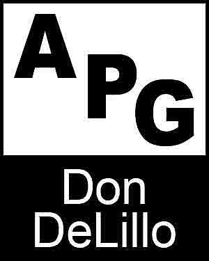 Bibliography, First Edition and Price Guide (APG - Author's Price Guide Series). Don DeLILLO, The Staff of Quill, Inc Brush.