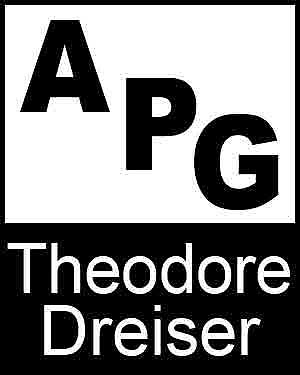 Bibliography, First Edition and Price Guide (APG - Author's Price Guide Series). Theodore DREISER, The Staff of Quill, Inc Brush.