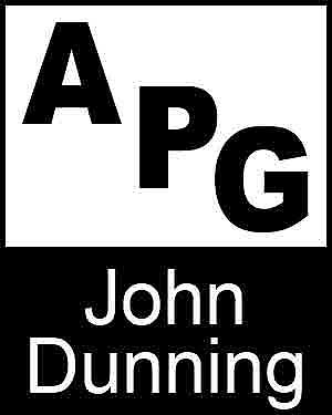Bibliography, First Edition and Price Guide (APG - Author's Price Guide Series). John DUNNING, The Staff of Quill, Inc Brush.