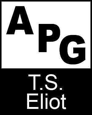Bibliography, First Edition and Price Guide (APG - Author's Price Guide Series). T. S. ELIOT, The Staff of Quill, Inc Brush.