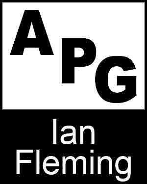 Bibliography, First Edition and Price Guide (APG - Author's Price Guide Series). Ian FLEMING, The Staff of Quill, Inc Brush.