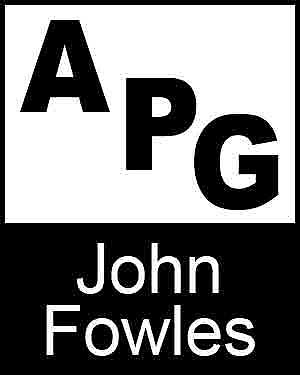 Bibliography, First Edition and Price Guide (APG - Author's Price Guide Series). John FOWLES, The Staff of Quill, Inc Brush.