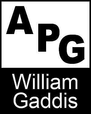 Bibliography, First Edition and Price Guide (APG - Author's Price Guide Series). William GADDIS, The Staff of Quill, Inc Brush.