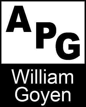 Bibliography, First Edition and Price Guide (APG - Author's Price Guide Series). William GOYEN, The Staff of Quill, Inc Brush.
