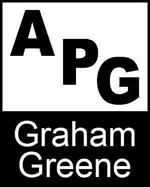 Bibliography, First Edition and Price Guide (APG - Author's Price Guide Series). Graham GREENE, The Staff of Quill, Inc Brush.