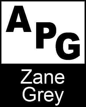 Bibliography, First Edition and Price Guide (APG - Author's Price Guide Series). Zane GREY, The Staff of Quill, Inc Brush.