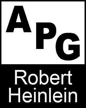 Bibliography, First Edition and Price Guide (APG - Author's Price Guide Series). Robert HEINLEIN, The Staff of Quill, Inc Brush.
