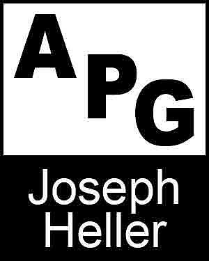 Bibliography, First Edition and Price Guide (APG - Author's Price Guide Series). Joseph HELLER, The Staff of Quill, Inc Brush.