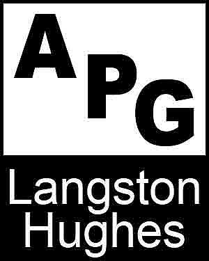 Bibliography, First Edition and Price Guide (APG - Author's Price Guide Series). Langston HUGHES, The Staff of Quill, Inc Brush.