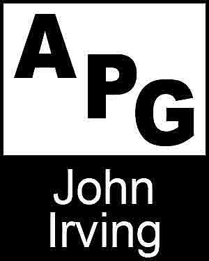 Bibliography, First Edition and Price Guide (APG - Author's Price Guide Series). John IRVING, The Staff of Quill, Inc Brush.