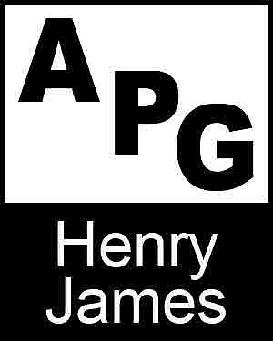 Bibliography, First Edition and Price Guide (APG - Author's Price Guide Series). Henry JAMES, The Staff of Quill, Inc Brush.