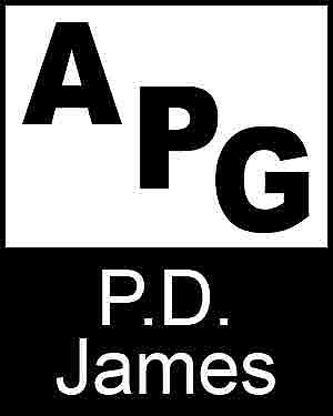 Bibliography, First Edition and Price Guide (APG - Author's Price Guide Series). P. D. JAMES, The Staff of Quill, Inc Brush.