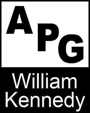 Bibliography, First Edition and Price Guide (APG - Author's Price Guide Series). William KENNEDY, The Staff of Quill, Inc Brush.