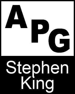 Bibliography, First Edition and Price Guide (APG - Author's Price Guide Series). Stephen KING, The Staff of Quill, Inc Brush.