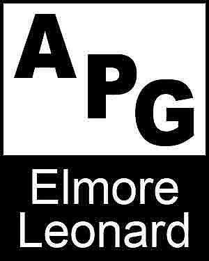 Bibliography, First Edition and Price Guide (APG - Author's Price Guide Series). Elmore LEONARD, The Staff of Quill, Inc Brush.