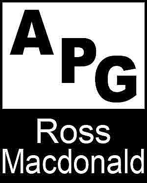 Bibliography, First Edition and Price Guide (APG - Author's Price Guide Series). Ross MACDONALD, The Staff of Quill, Inc Brush.