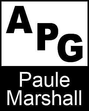 Bibliography, First Edition and Price Guide (APG - Author's Price Guide Series). Paule MARSHALL, The Staff of Quill, Inc Brush.