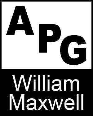 Bibliography, First Edition and Price Guide (APG - Author's Price Guide Series). William MAXWELL, The Staff of Quill, Inc Brush.