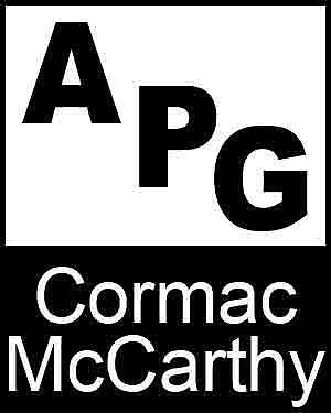 Bibliography, First Edition and Price Guide (APG - Author's Price Guide Series). Cormac McCARTHY, The Staff of Quill, Inc Brush.
