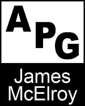 Bibliography, First Edition and Price Guide (APG - Author's Price Guide Series). Joseph McELROY, The Staff of Quill, Inc Brush.