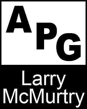 Bibliography, First Edition and Price Guide (APG - Author's Price Guide Series). Larry McMURTRY, The Staff of Quill, Inc Brush.