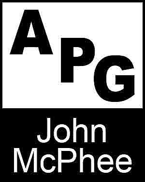 Bibliography, First Edition and Price Guide (APG - Author's Price Guide Series). John McPHEE, The Staff of Quill, Inc Brush.