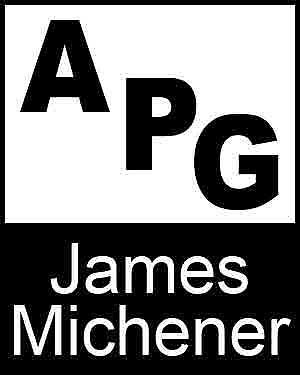 Bibliography, First Edition and Price Guide (APG - Author's Price Guide Series). James MICHENER, The Staff of Quill, Inc Brush.