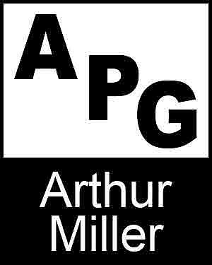 Bibliography, First Edition and Price Guide (APG - Author's Price Guide Series). Arthur MILLER, The Staff of Quill, Inc Brush.