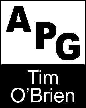 Bibliography, First Edition and Price Guide (APG - Author's Price Guide Series). Tim O'BRIEN, The Staff of Quill, Inc Brush.